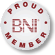 BNI Central Virginia proud member